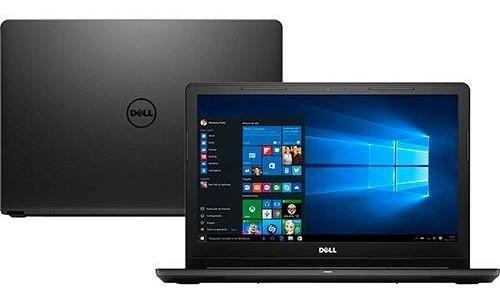Notebook Dell Inspiron 3567 Intel Core I7 8gb 2tb 15,6 W10