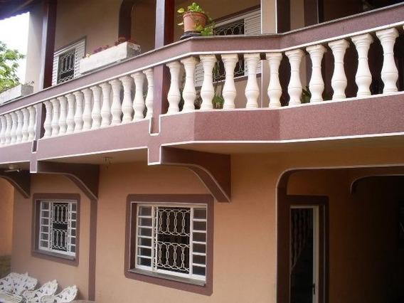 Sobrado Para Venda - Santa Teresa, Mogi Das Cruzes - 370m², 4 Vagas - 376