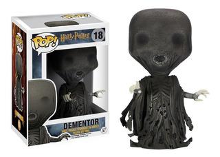 Funko Pop Dementor #18 De Harry Potter Jugueterialeon