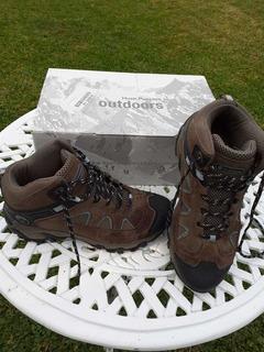 Zapatillas Trekking/outdoor Mujer 39! Excelente Estado!!
