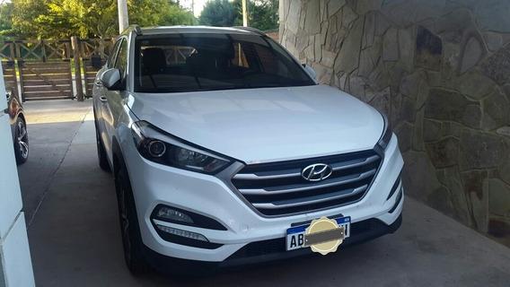 Hyundai Tucson 2.0 16v 2017