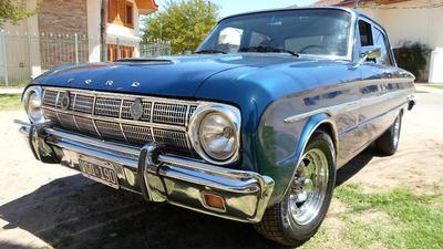 Vendo Ford Falcon Deluxe Serie Dorada 66 Impecable