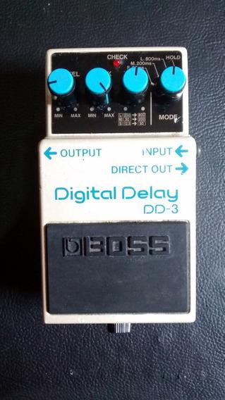 Boss Digital Delay (dd-3)