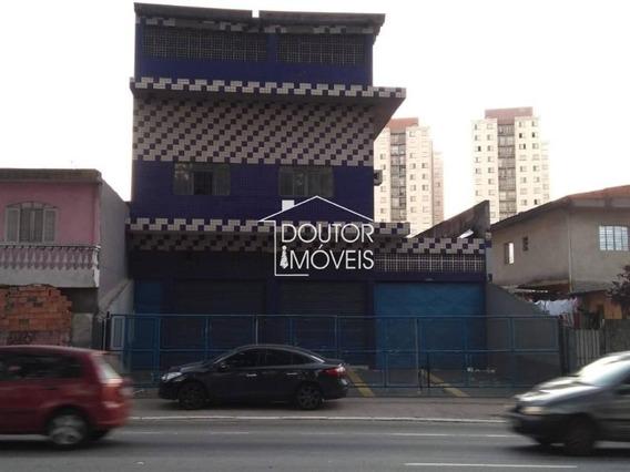 Salão Comercial Para Locação Em Itaquera! - 1626dr