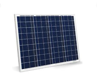 Panel Solar Fotovoltaico 40w Policristal Electrocomponentes