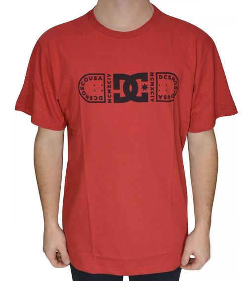 Camiseta Dc Outline