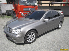 Mercedes Benz Clase C C 200