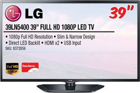 Tela Display P/tv Lg 39lb5800, 39ln5700, 39lb5600,