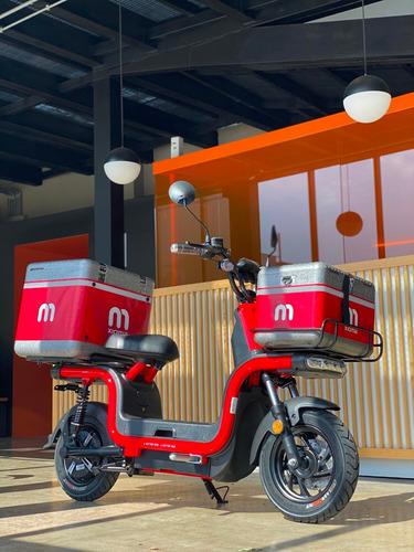Kiwi Delivery Moto Eléctrica Oferta Mayo