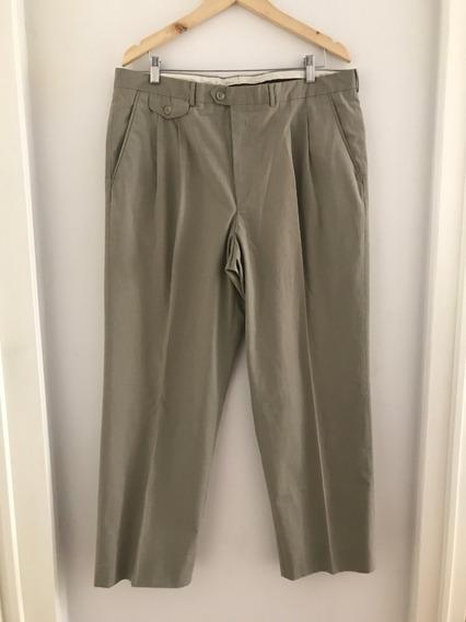 Pantalón Importado Yves Saint Laurent Talle Grande Xl Xxl50