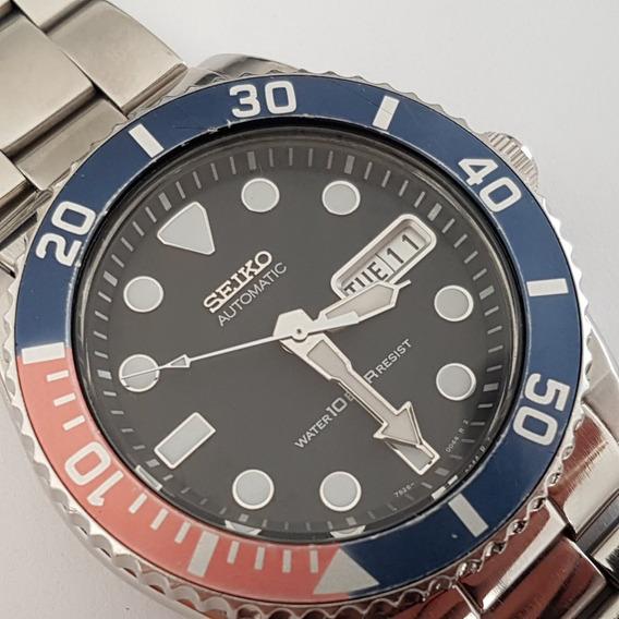 Seiko Diver Submariner 7s26 0040 Skx033 Automático Yy #677