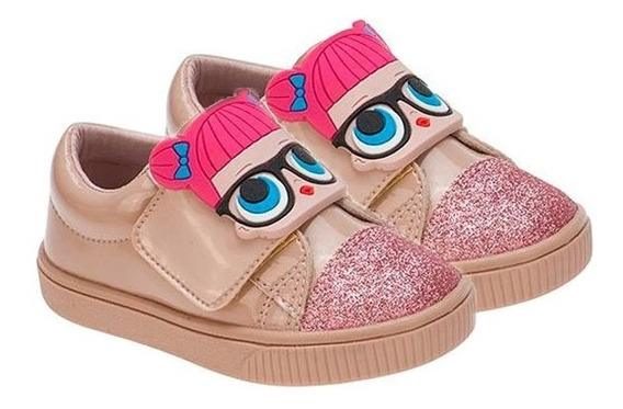 Tenis Lol Surprise Infantil - Nude