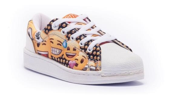 Zapatillas Kioshi Emoji Smile- Niños/oferta!!