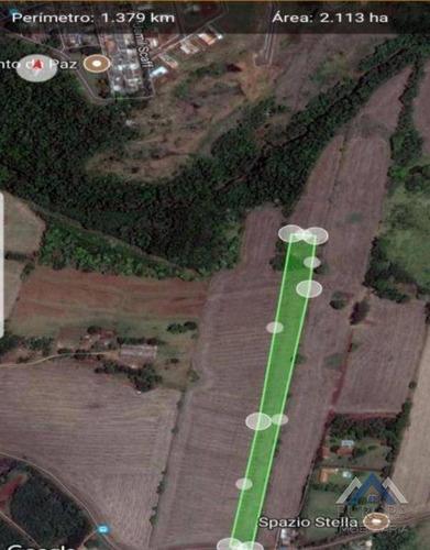 Imagem 1 de 7 de Chácara À Venda, 24200 M² Por R$ 1.600.000,00 - Novo Aeroporto - Londrina/pr - Ch0208