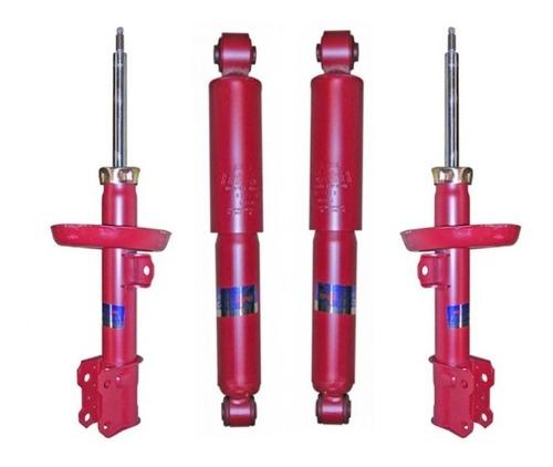 Kit 4 Amortiguadores Fric Rot Chevrolet Zafira