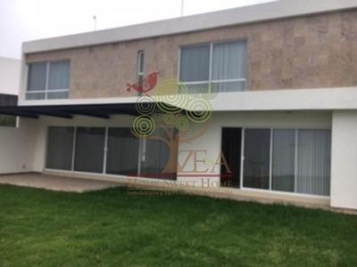 Renta Hermosa Y Amplia Casa En Alquerias!!!