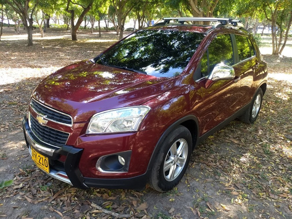 Chevrolet Tracker Aa 2ab Abs 2016