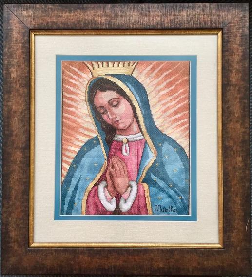 Obras De Arte! Cuadros Religiosos En Punto De Cruz