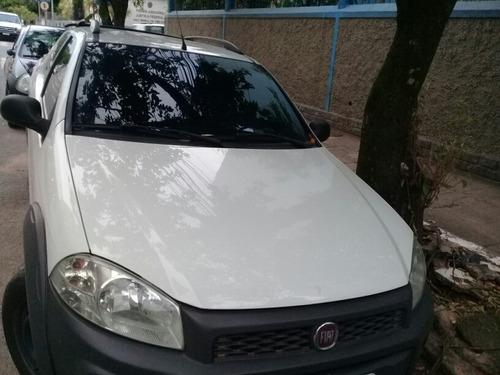 Fiat Strada 2015 1.4 Hard Working Cab. Dupla Flex 3p