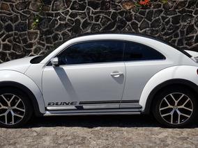 Volkswagen Beetle Dune 2.0 Turbo Dsg 2016 Blanco 26mil Km