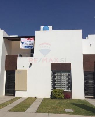 Casa En Renta Amueblada, San Juan Del Río