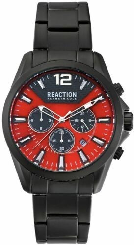 Reloj Kenneth Cole Sport Negro