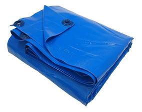 Capa De Proteção Para Piscina 5 X 3 Pvc 500 Micras