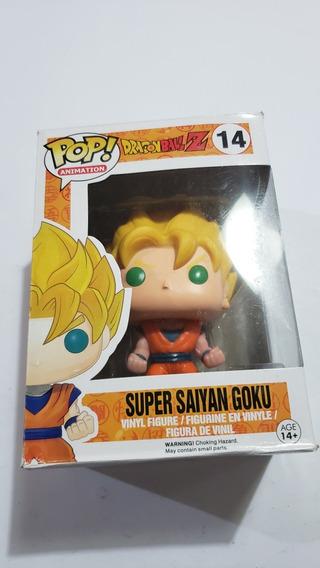Pop Super Saiyan Goku N 14 Dragon Ball Z Supersayajin