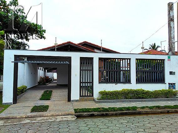 Cibratel Em Itanhaem Com 3 Quartos, Piscina, Ref L091