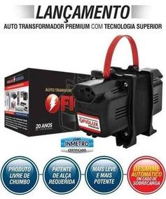 Auto Transformador Premium 2000va Bivolt Fiolux