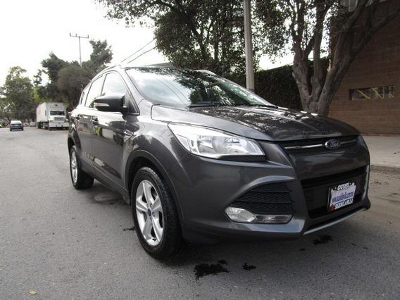 Ford Escape 5p Trend Advance Ta,a/ac.,piel,ra17