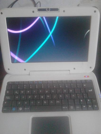 Mini Lapto K-a-n-a-i-m-a Docente Logo Rojo