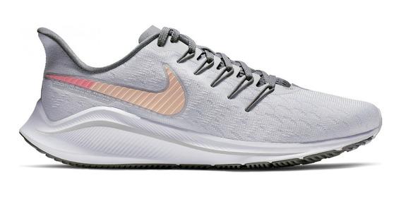 Zapatillas Nike Vomero 14 Mujer Running Training + Envio
