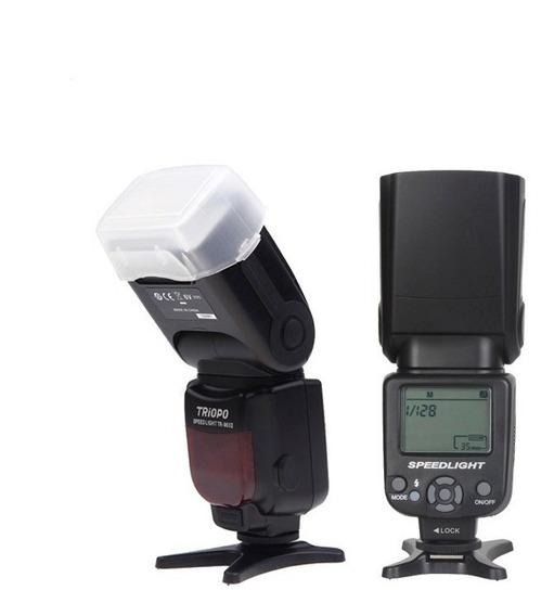 Flash Para Nikon Speedlight Tr-950 D3000 D3100 D3300 D3400