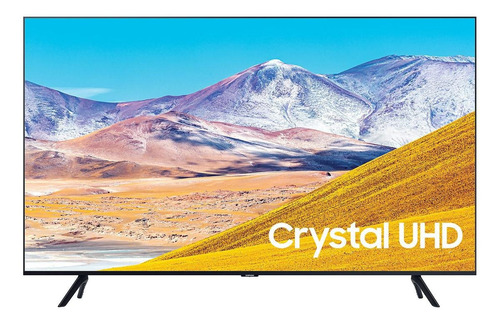 "Imagen 1 de 6 de Smart TV Samsung Series 8 UN65TU8000FXZX LED 4K 65"" 110V-127V"