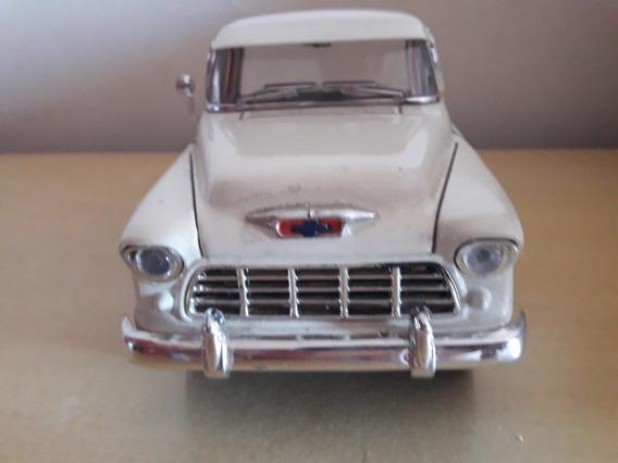 Miniatura Pick Up Chevrolet Marta Rocha 1957 Escala 1/24