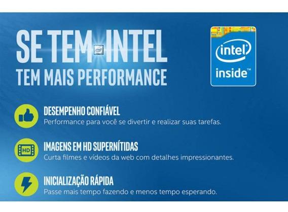 Computador Intel Core I3 4gb 500gb Áudio 5.1, Easypc