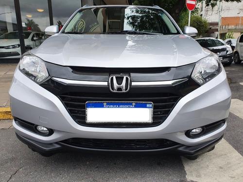 Honda Hrv Exl 2016 Gris As Automobili