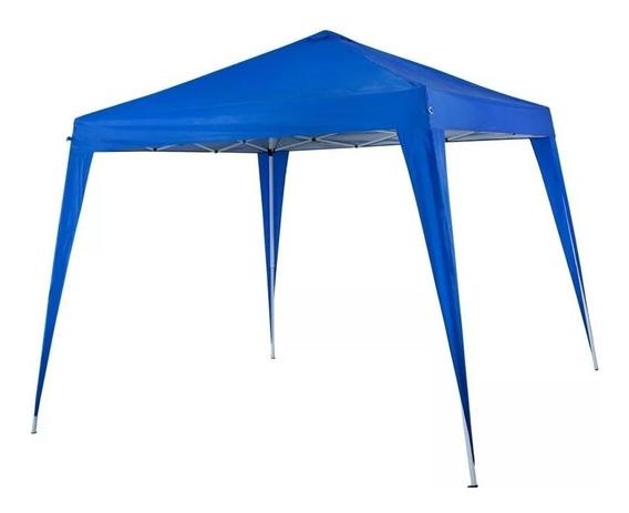 Gazebo Tenda De Praia Nautika Duxx 3x3x2.3 Azul