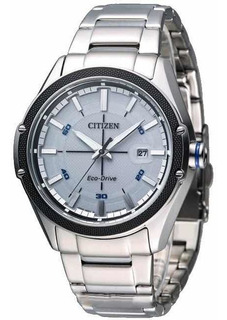 Reloj Citizen Eco Drive Bm689050b Hombre Original (r12)