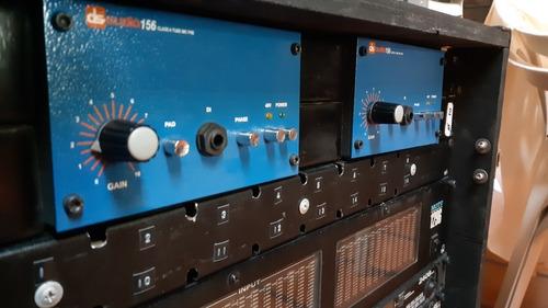 Preamplificador Ds Audio 156 Valvular