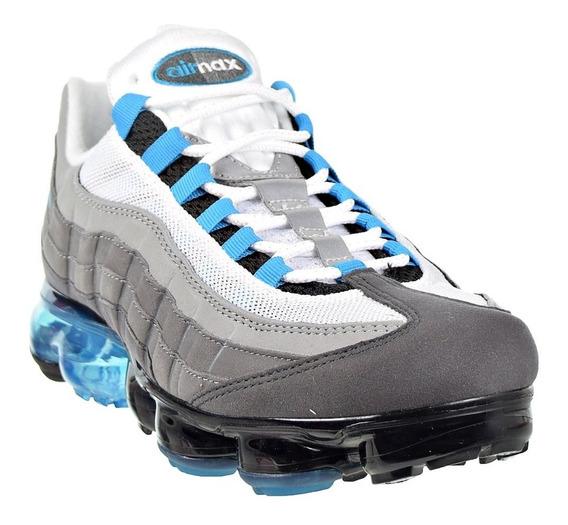 Botas Nike Air Vapormax 95 Black / Neo Turquoise