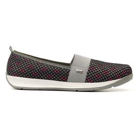 Zapatos Dama Valerina Estilo Casual Comoda 28305 Flexi