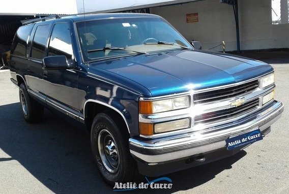 Chevrolet Suburban Lt 2500 95 V8 454 7.2 - Frete Grátis*