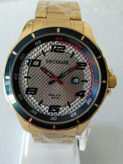 Relógio Masculino Seculus Original
