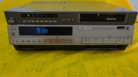 Video Cassete Sony Betamax Sl-5000md - Defeito