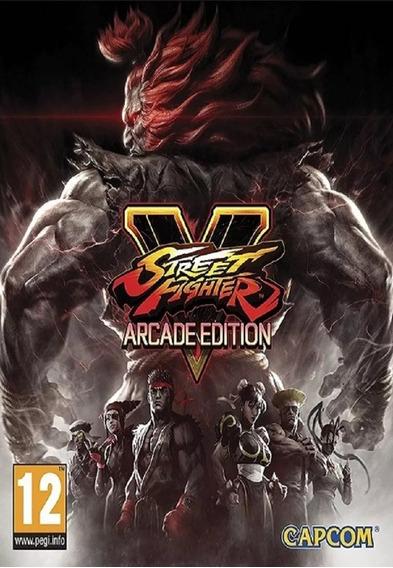 Street Fighter V: Arcade Edition Deluxe Steam Cd Key Origina