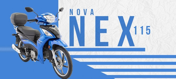 Haojue Nex 115 Zero Km
