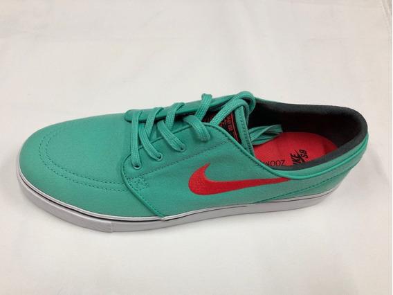 Tenis Nike Zoom Stefan Verde De Hombre 100% Original Y Nuevo
