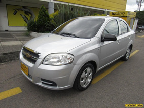 Chevrolet Aveo Emotion 1.6 Mt Sedan Aa